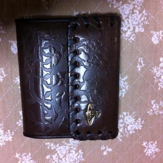 ヴィヴィアンウエストウッド(Vivienne Westwood)のヴィヴィアン♡革がま口サイフ(財布)