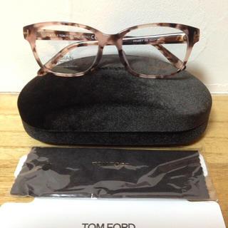 トムフォード(TOM FORD)の即購入◯ 正規 トムフォード TF5406 メガネ 眼鏡 鼈甲 新品(サングラス/メガネ)