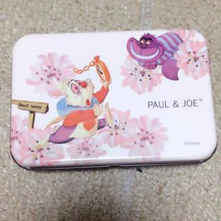 ポールアンドジョー(PAUL & JOE)のPaul&Joe Disneyコラボ アリス 缶ケース(小物入れ)