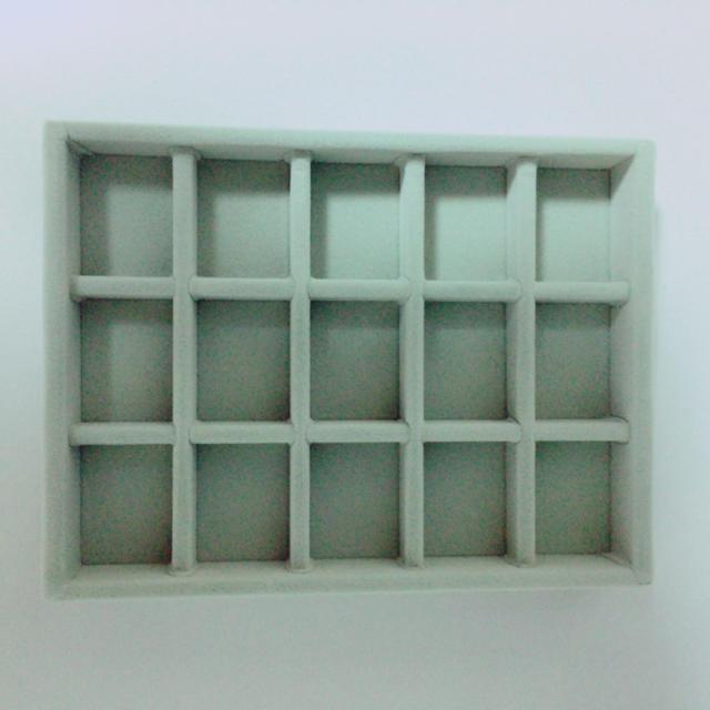 MUJI (無印良品)(ムジルシリョウヒン)の無印良品 アクセサリーケース インテリア/住まい/日用品の収納家具(ケース/ボックス)の商品写真