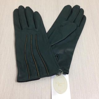 クリスチャンディオール(Christian Dior)のクリスチャン ディオール  革手袋(手袋)