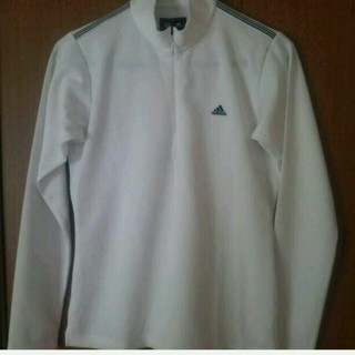 アディダス(adidas)のadidas・長袖(Mサイズ)(Tシャツ(長袖/七分))