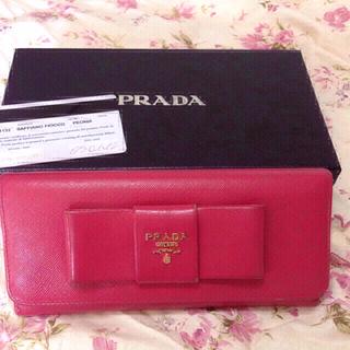 プラダ(PRADA)のまりりん様専用(財布)