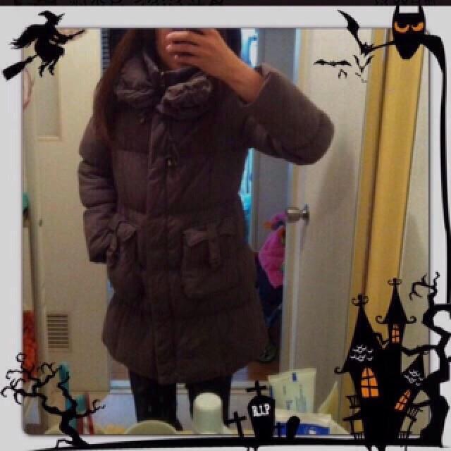 一瞬だけ激安ダウンコート レディースのジャケット/アウター(ダウンコート)の商品写真