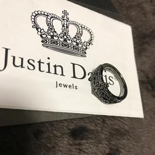 ジャスティンデイビス(Justin Davis)の新品◆JUSTIN DAVIS◆MARVEL RING◆7号◆マスクリング◆(リング(指輪))
