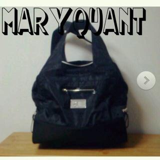 マリークワント(MARY QUANT)のキャリー2wayバッグ(スーツケース/キャリーバッグ)