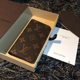 ルイヴィトン(LOUIS VUITTON)の美品✨ルイヴィトン iPhone5 5s seケース♡(iPhoneケース)