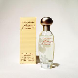 エスティローダー(Estee Lauder)のESTEE LAUDER♡プレジャーズ エキゾチック EDP 30ml(香水(女性用))