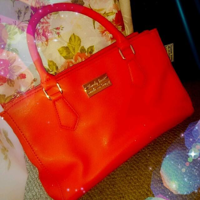 かわいいハンドバッグ♥ レディースのバッグ(ハンドバッグ)の商品写真