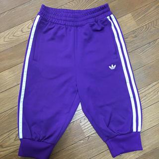 アディダス(adidas)のアディダス adidas オリジナルス パープル 紫 ハーフパンツ 未使用(ハーフパンツ)