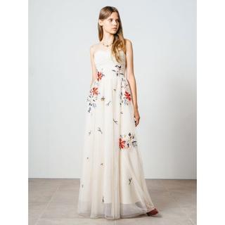 リリーブラウン(Lily Brown)のANNIVERSARY Blooming Lily DRESS 50着限定(ロングドレス)