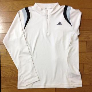 アディダス(adidas)のadidasのスポーツT×2(Tシャツ(長袖/七分))