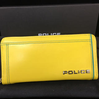 新品未使用正規代理店購入品上代17280円ポリスラウンド財布PA58402-80(長財布)