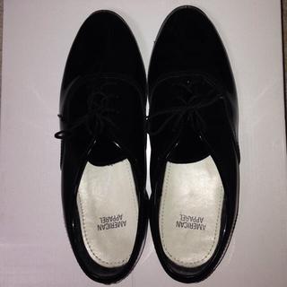 アメリカンアパレル(American Apparel)のアメアパ フラットシューズ(ローファー/革靴)