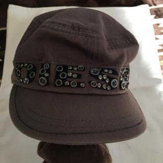 ディーゼル(DIESEL)のDIESEL 帽子 ✨✨(キャスケット)