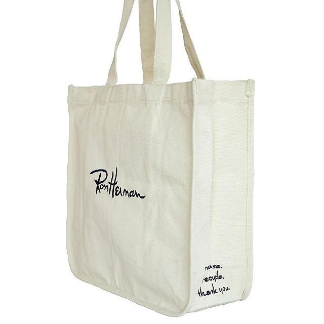Ron Herman(ロンハーマン)のロンハーマン トートバック ホワイト レディースのバッグ(トートバッグ)の商品写真