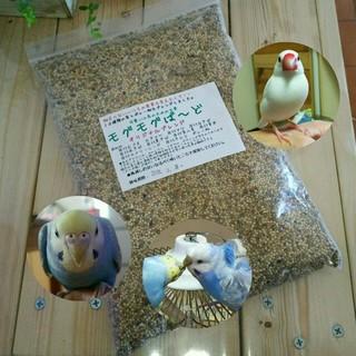 モグモグばーど 約1㎏ 鳥の餌(鳥)