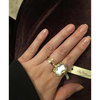 リリーブラウン(Lily Brown)のリリーブラウン リング(リング(指輪))