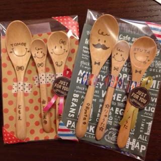 オリジナルデザイン♡スプーン&お箸(弁当用品)