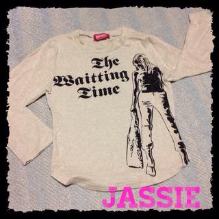 ジャッシー(JASSIE)のJASSIE 七部ロンT 送料込(Tシャツ(長袖/七分))