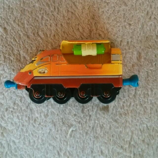 チャギントン セット キッズ/ベビー/マタニティのおもちゃ(電車のおもちゃ/車)の商品写真