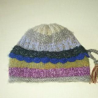 シェル(Cher)のシェルニット帽(ニット帽/ビーニー)