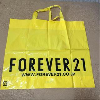 cc1df39142e6 フォーエバートゥエンティーワン(FOREVER 21)のforever21 ショップ袋(ショップ袋)