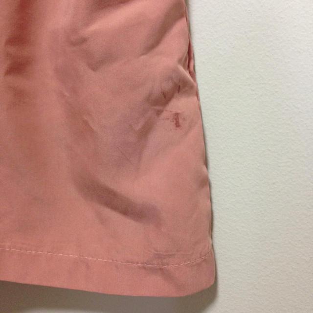 サーモンピンクオールインワン レディースのパンツ(オールインワン)の商品写真