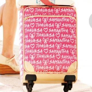 サマンサタバサ(Samantha Thavasa)のサマンサタバサ キャリーバッグ(スーツケース/キャリーバッグ)