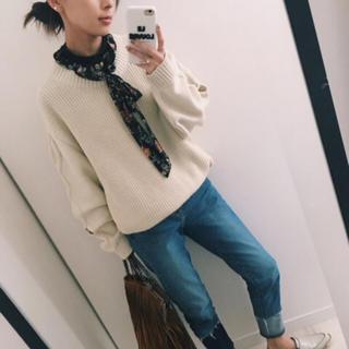 アメリヴィンテージ(Ameri VINTAGE)の新品♡OPEN CABLE KNIT(ニット/セーター)
