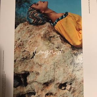 アングリッド(Ungrid)のungrid 2017ss photobook(ファッション)