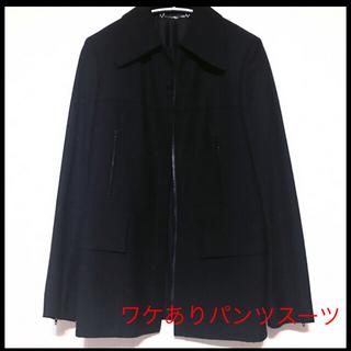 グッチ(Gucci)の3月処分 * GUCCI パンツスーツ 黒(スーツ)