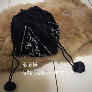 グリモワール(Grimoire)のused/巾着型porch✨(ポーチ)