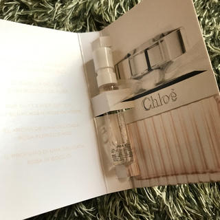 クロエ(Chloe)のクロエ オードトワレ サンプル(香水(女性用))