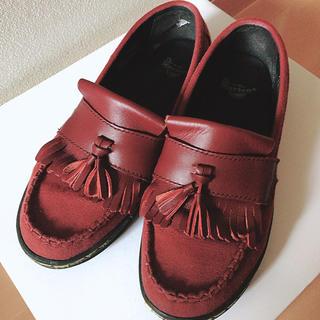 ドクターマーチン(Dr.Martens)のマーチン/フリンジシューズ(ローファー/革靴)