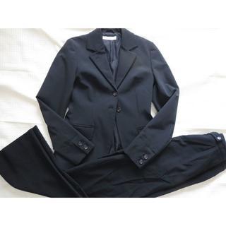 プラダ(PRADA)の●12万プラダ黒ファーストラインテクノストレッチ2Bスーツ入園・入学式●美品(スーツ)