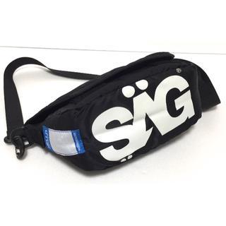 サグライフ(SAGLiFE)のSAGLIFE サグライフ ウエストバッグ メッセンジャーバッグ(メッセンジャーバッグ)