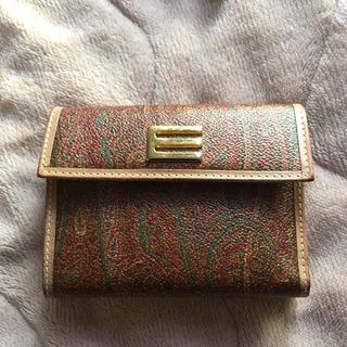 エトロ(ETRO)のETRO 折り財布(財布)