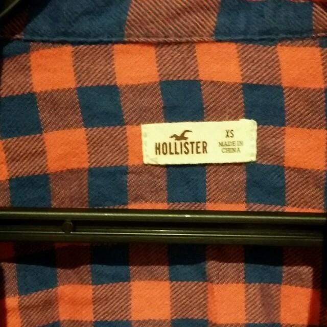 Hollister(ホリスター)のホリスター チェックシャツ  レディースのトップス(シャツ/ブラウス(長袖/七分))の商品写真