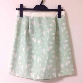ジエンポリアム(THE EMPORIUM)のTHE EMPORIUM♡新品タグ付スカート(ミニスカート)