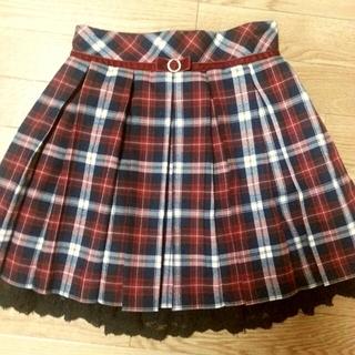 シークレットマジック♡チェックスカート(ミニスカート)