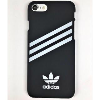 アディダス(adidas)のアディダス☆iPhone6/6s☆黒(iPhoneケース)