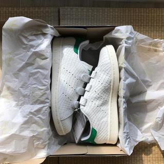 アディダス(adidas)のアディダス スタンスミス ベルクロ パイソン柄 24.5cm 24.5センチ(スニーカー)