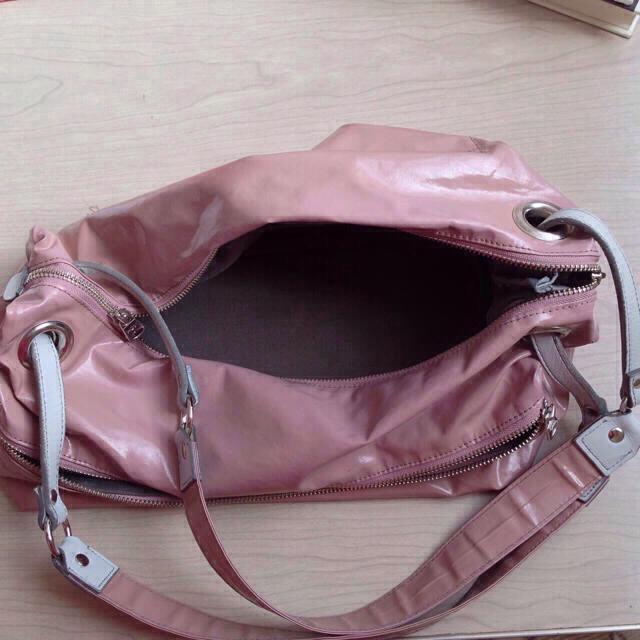HeM(ヘム)のHeM/ピンク2way(送込) レディースのバッグ(ショルダーバッグ)の商品写真