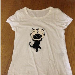 フランシュリッペ(franche lippee)のフランシュリッペブラック♡半袖Tシャツ(Tシャツ(半袖/袖なし))