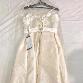 岡田サリオさん私物 ドレスルームアミのパーティドレスルームアミ レディースのフォーマル/ドレス(ナイトドレス)の商品写真