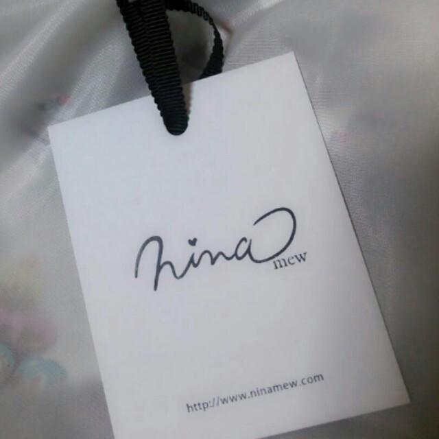 Nina mew(ニーナミュウ)のニーナミュウ ケーキ柄スカート レディースのスカート(ミニスカート)の商品写真