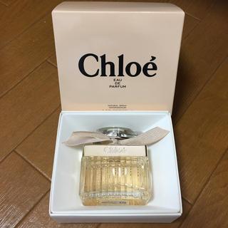 クロエ(Chloe)の【あいりようこ様専用】新品未使用!クロエ オードパルファム 50ml(香水(女性用))