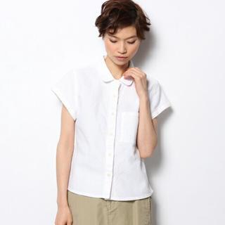 マーガレットハウエル(MARGARET HOWELL)のMHL 丸襟ポロシャツ(ポロシャツ)
