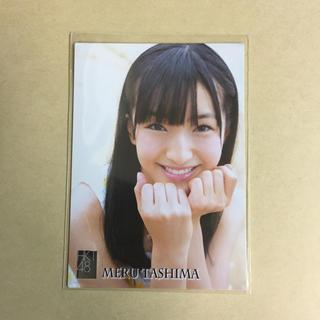 エイチケーティーフォーティーエイト(HKT48)のHKT48 田島芽瑠 2013 トレカ R125N アイドル カード(アイドルグッズ)